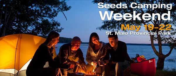 1st Annual Seeds weekend @ St. Malo, May 19-22