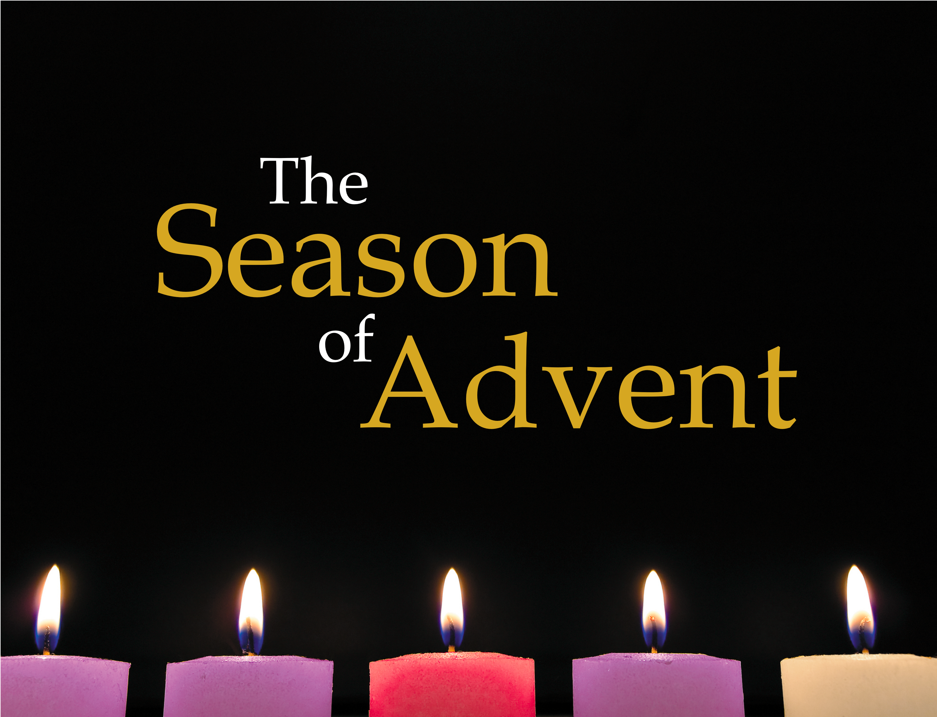 Advent Schedule @ Seeds