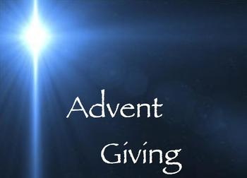 Image result for advent giving
