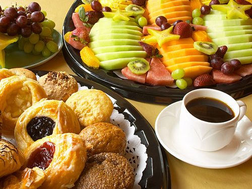 Sunday, Feb. 25 – Breakfast Potluck @ 10 am with worship service @ 10:45 am