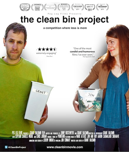 Clean Bin Project Movie