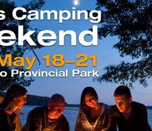 Annual Seeds Camping weekend @ St. Malo, May 18-21