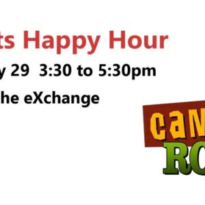 Happy Hour for all parents of kids ages 0-18…Please RSVP