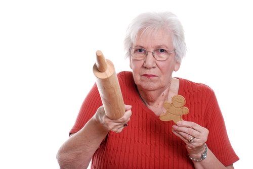 December 13 – Grandma Bakes