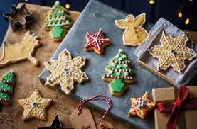 December 6 – Christmas baking!