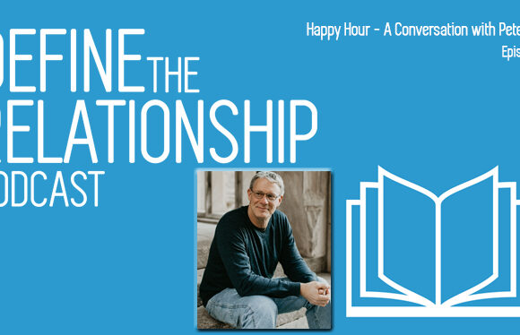 Happy Hour: A Conversation with Pete Enns – Episode 24